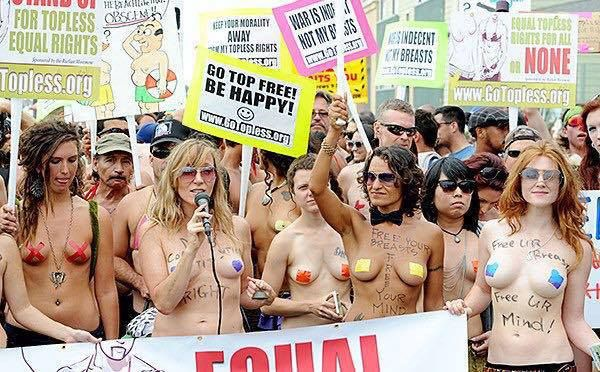 Porn pictures equal rights topless houston pics
